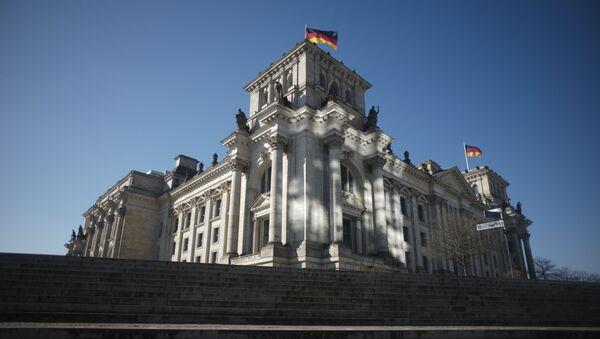 Zgrada Rajhstaga u Berlinu - Sputnik Srbija