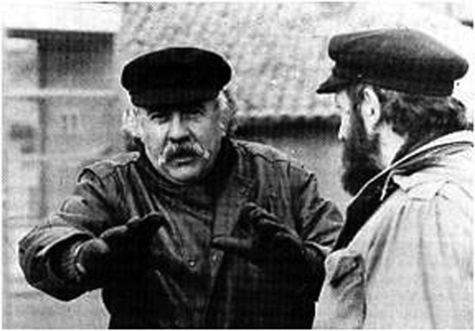 """Nenad Pavlović o filmu """"Trag divljači"""": Vreme je da se moj otac Živojin Pavlović vrati iz zaborava - Sputnik Srbija, 1920, 28.02.2021"""