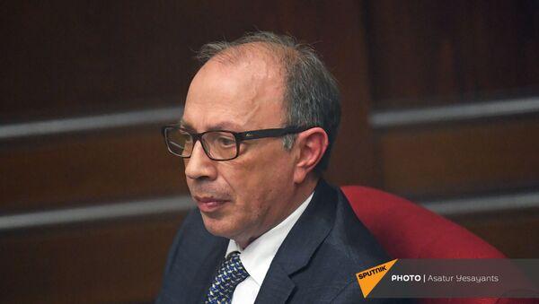 Министар спољних послова Јерменије Ара Ајвазјан - Sputnik Србија