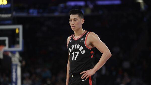Џереми Лин, амерички кошаркаш азијског порекла - Sputnik Србија