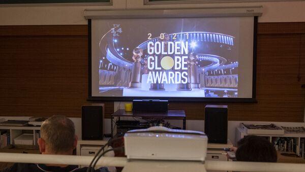 Додела Златног глобуса у онлајн формату - Sputnik Србија