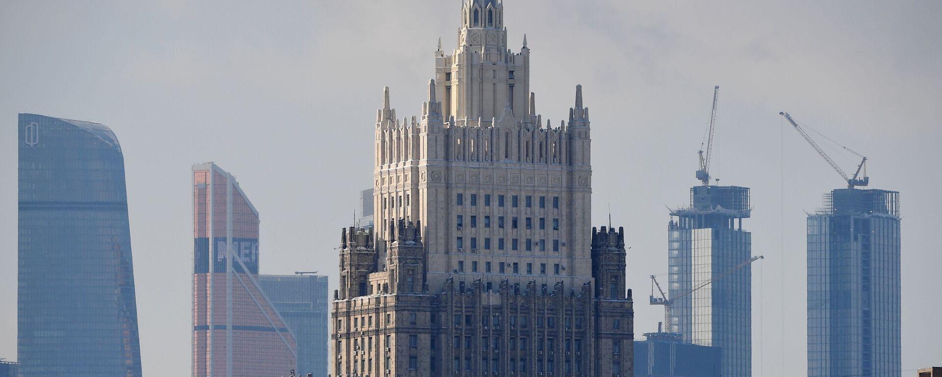 Zgrada Ministarstva spoljnih poslova Rusije - Sputnik Srbija, 1920, 21.04.2021