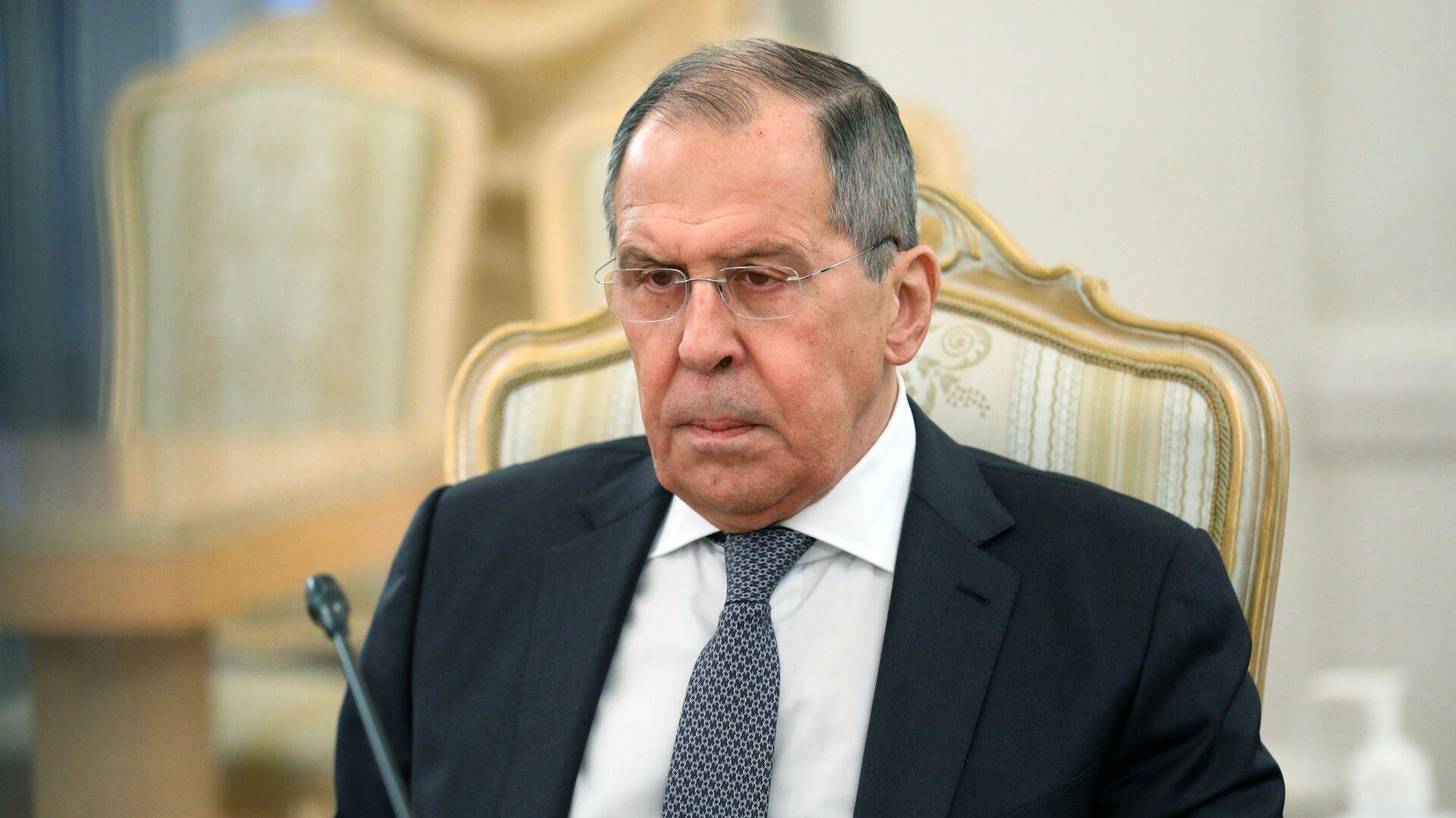 Лавров о могућим новима санкцијама САД: Недвосмислено ћемо одговорити - Sputnik Србија, 1920, 02.10.2021