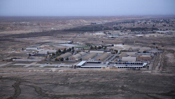 Ваздухопловна база Аин ел Асад у Ираку - Sputnik Србија