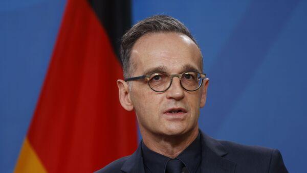 Nemački šef diplomatije Hajko Mas - Sputnik Srbija