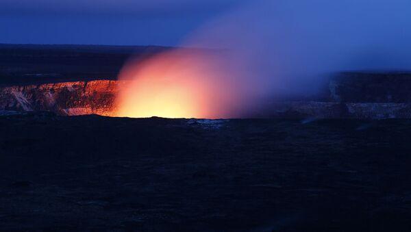 Vulkan pred erupciju - Sputnik Srbija