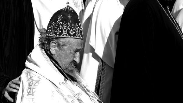 Episkop Atanasije Jevtić - Sputnik Srbija