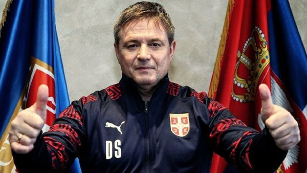 Dragan Stojković Piksi - Sputnik Srbija