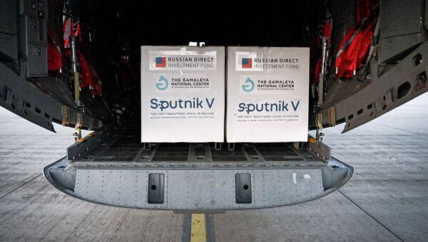 Руска вакцина Спутњик Ве достављена у Словачку - Sputnik Србија