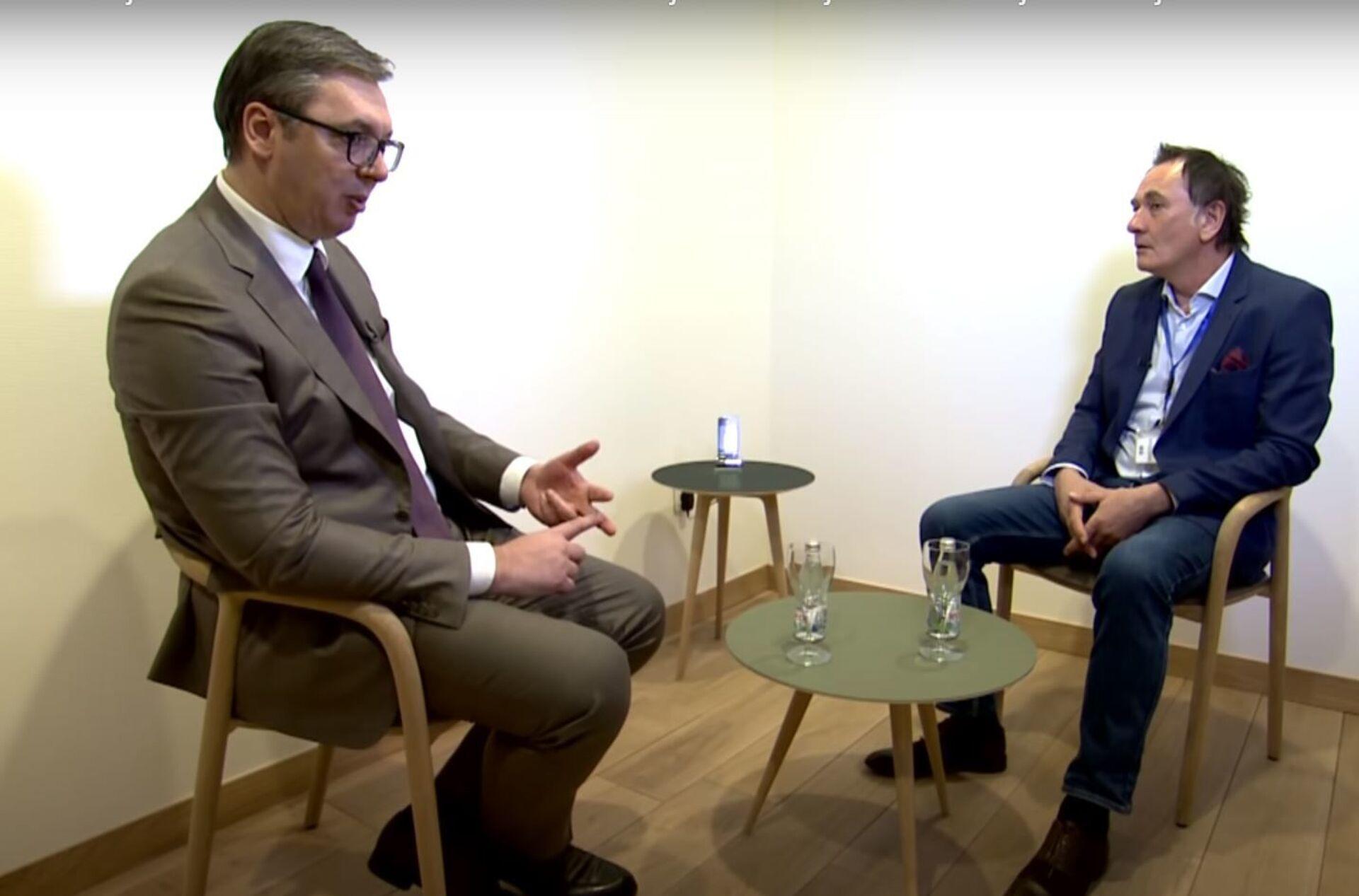 """""""Хисторијски"""" интервју који је """"уздрмао регион"""": Како протраћити милион - Sputnik Србија, 1920, 06.03.2021"""
