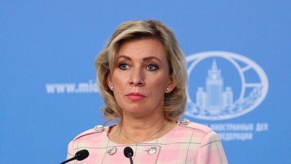 Марија Захарова - Sputnik Србија