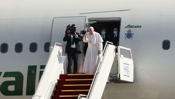Папа у посети Ираку - Sputnik Србија