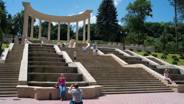 Каскадне степенице, национални парк у Кисловодску, Русија - Sputnik Србија