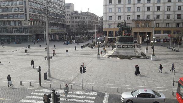 Поглед са Балкона након 30 година: Место одакле је све кренуло - Sputnik Србија