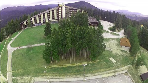 Центар Златар - Бањски комплекс Златар у Новој Вароши  - Sputnik Србија
