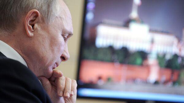 Руски председник Владимир Путин - Sputnik Србија
