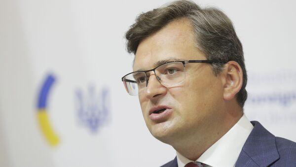 Министар спољних послова Украјине Дмитриј Кулеба - Sputnik Србија