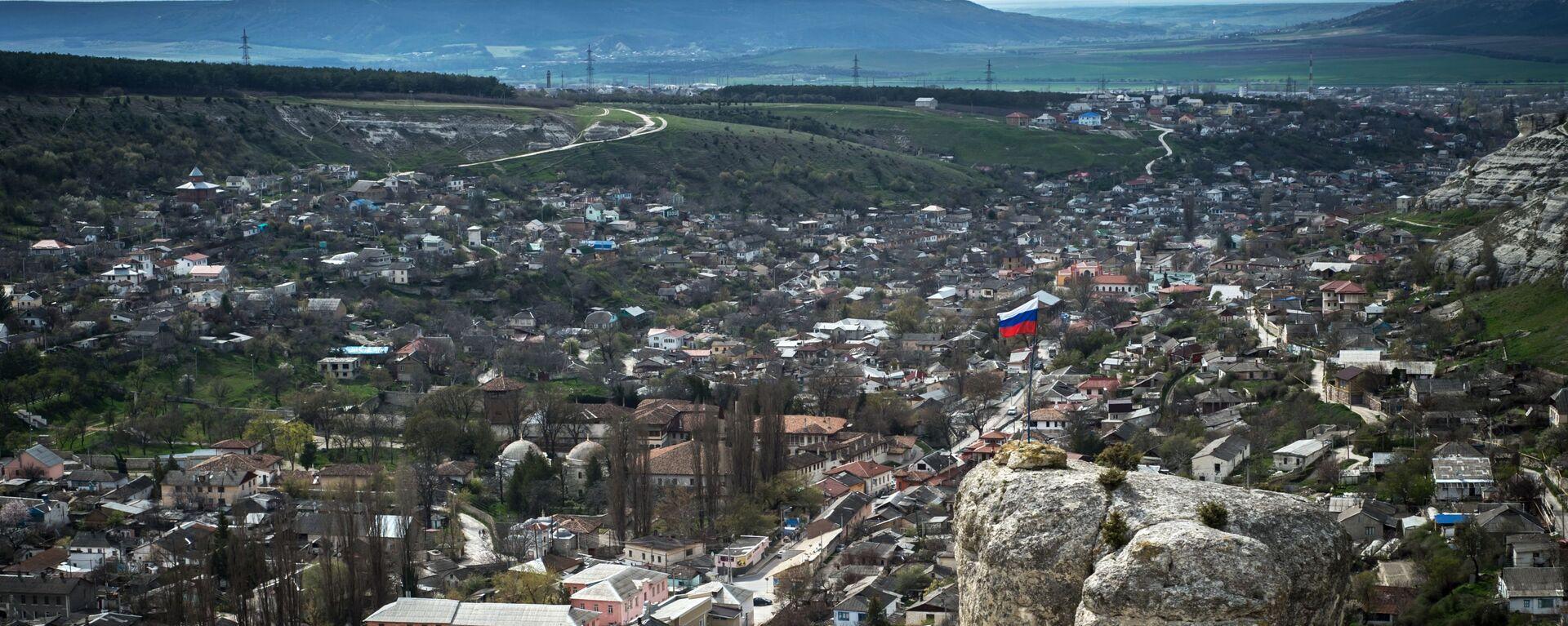 Поглед на Бахчисарај - Sputnik Србија, 1920, 11.03.2021