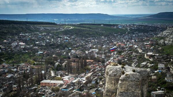 Поглед на Бахчисарај - Sputnik Србија