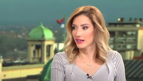 Jovana Jokimović - Sputnik Srbija