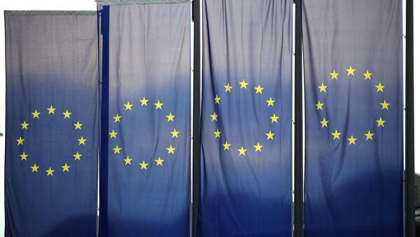 Zastave EU - Sputnik Srbija