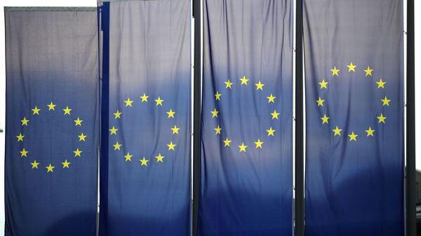 Заставе ЕУ - Sputnik Србија