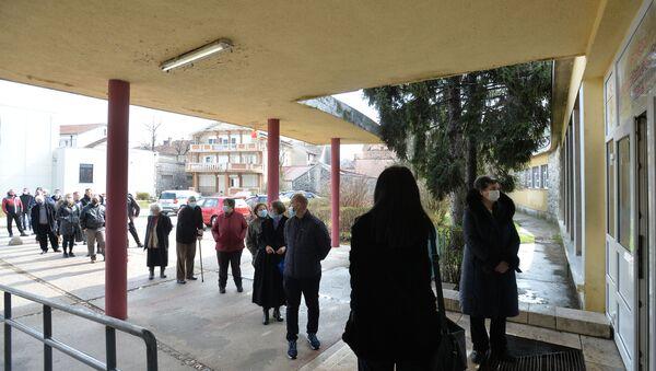 Glasanje u Nikšiću - Sputnik Srbija