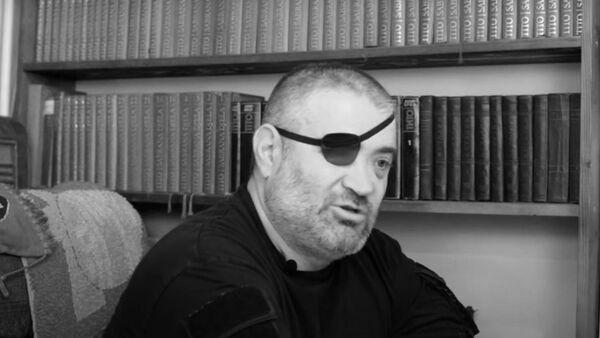 Руски добровољац Алберт Андијев  - Sputnik Србија