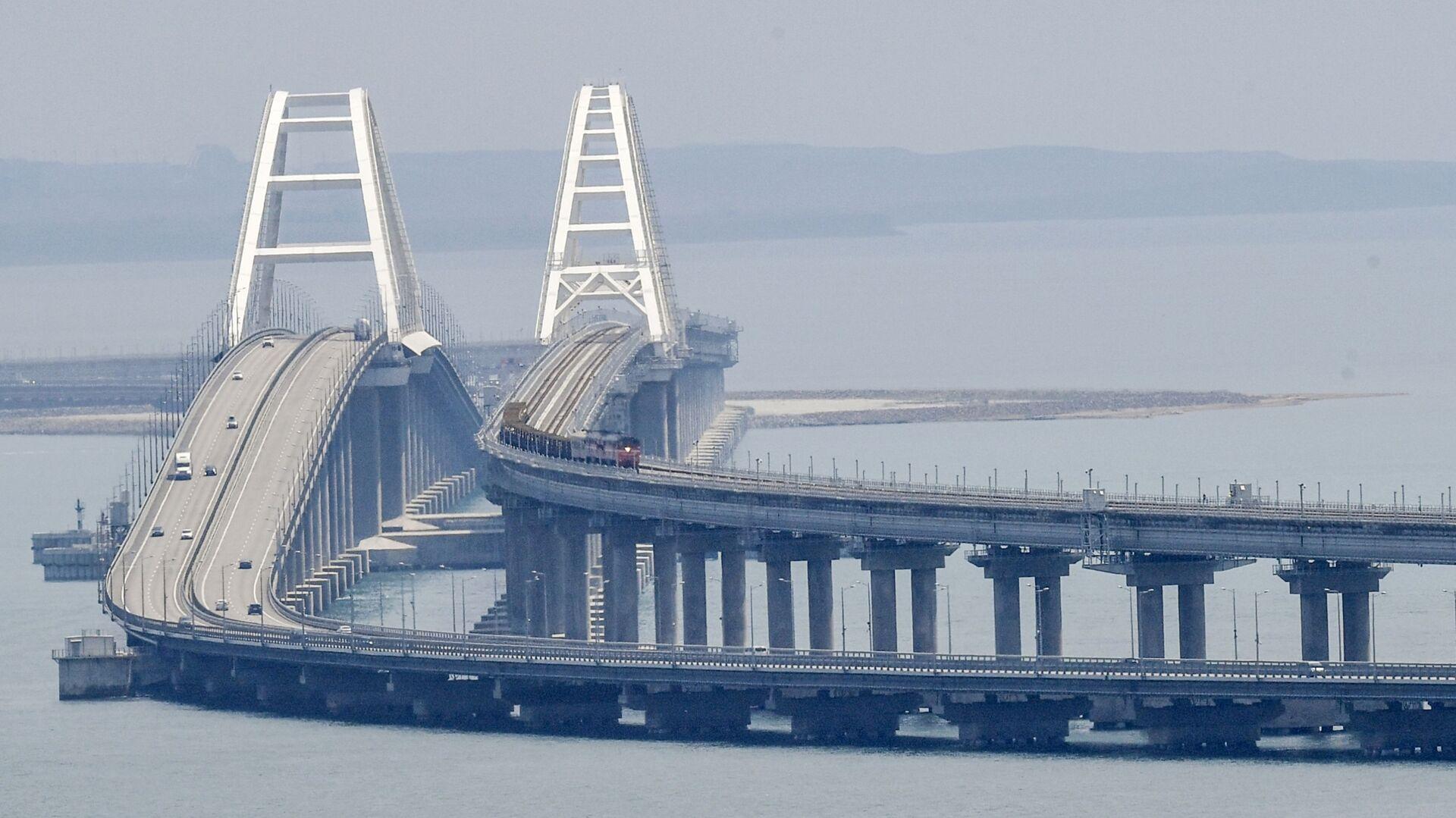 Кримски мост - Sputnik Србија, 1920, 15.03.2021