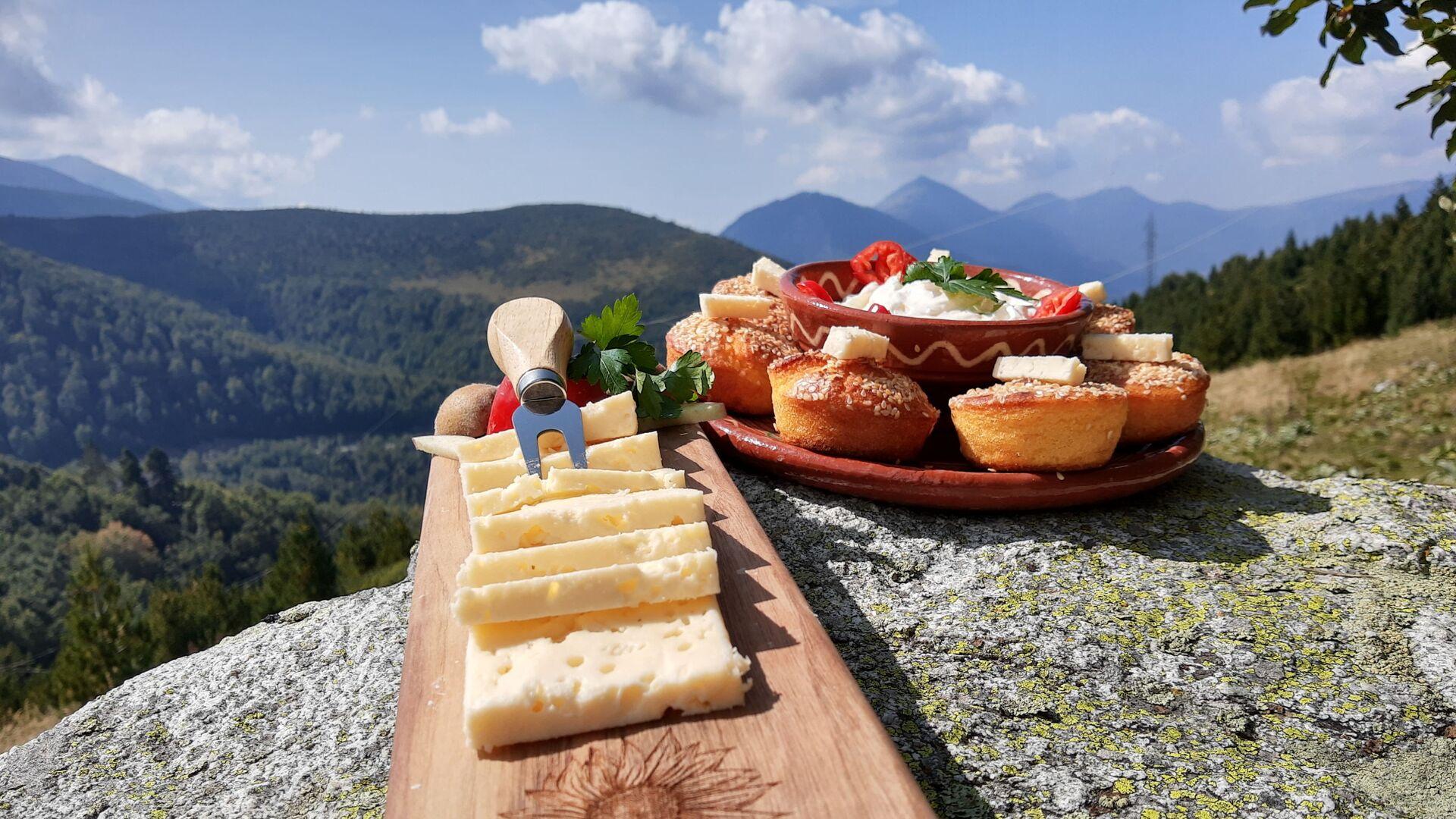 Традиција прављења шарског сира у породици је јако дуга - Sputnik Србија, 1920, 15.03.2021
