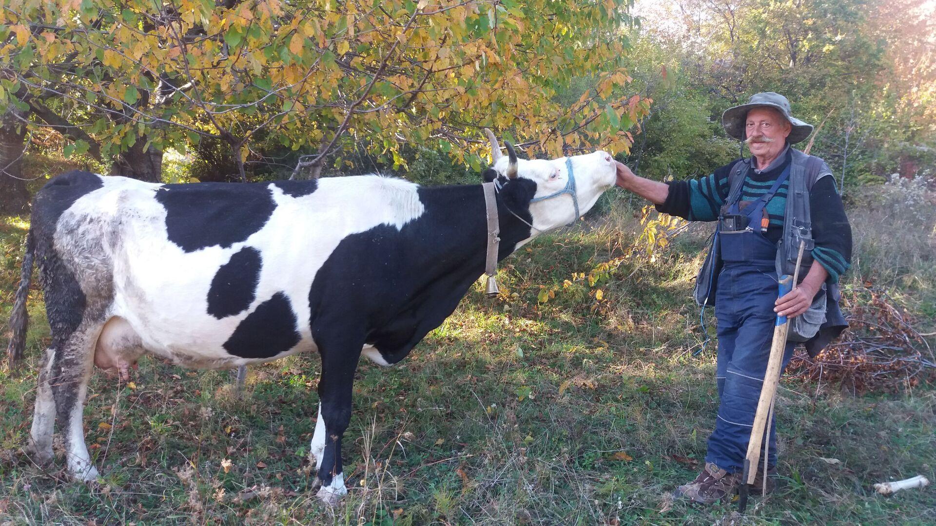 Породица из околине Штрпца чува традицију предака млекара са Косова и Метохије /фото/ - Sputnik Србија, 1920, 15.03.2021