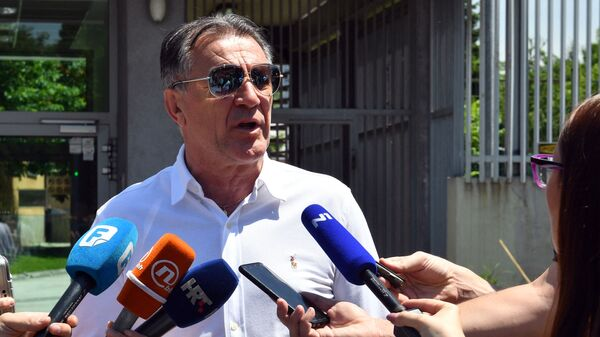 Zdravko Mamić - Sputnik Srbija