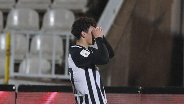 Fudbaler Partizana Nemanja Jović - Sputnik Srbija