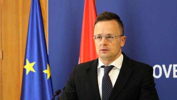 Peter Sijarto - Sputnik Srbija
