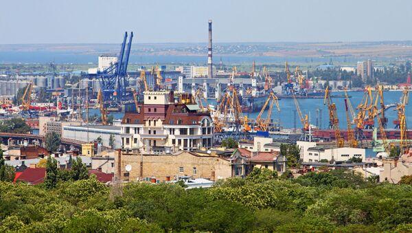 Порт Одессы, Украина - Sputnik Србија