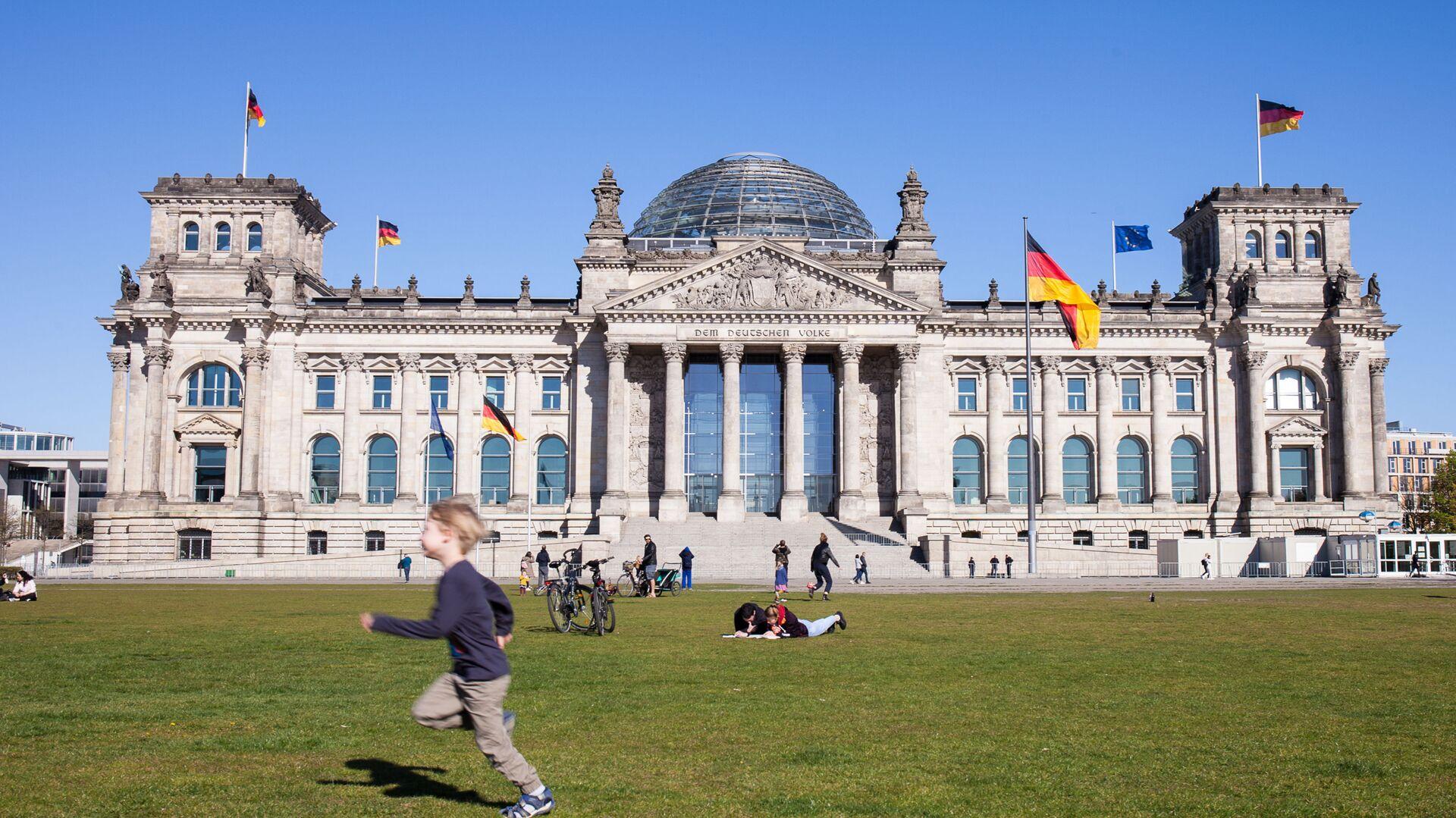Nemački poslanik: Tvrdnje ukrajinskog ambasadora o odgovornosti Berlina za Krim - senilnost - Sputnik Srbija, 1920, 24.09.2021