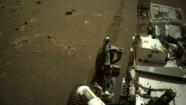 Rover Istrajnost na Marsu - Sputnik Srbija