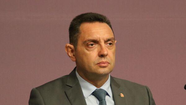 Aleksandar Vulin - Sputnik Srbija
