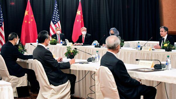 Pregovori Kina–SAD - Sputnik Srbija