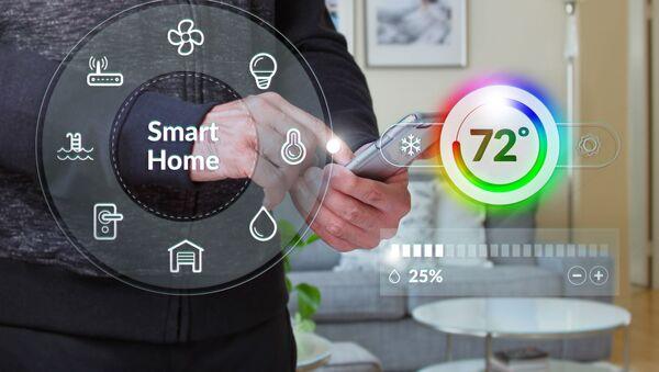 Управљање паметним уређајима у вашем дому - Sputnik Србија