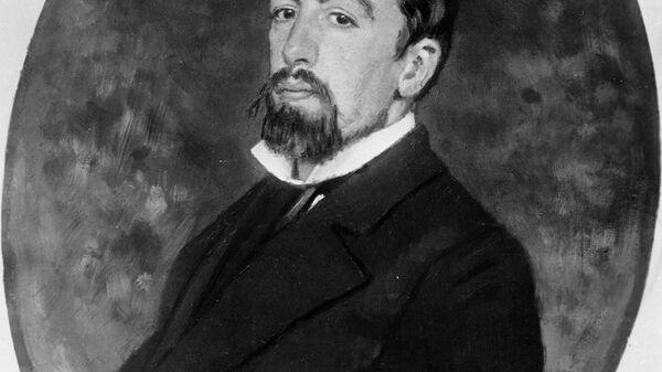 Портрет Василија Пољенова - Sputnik Србија