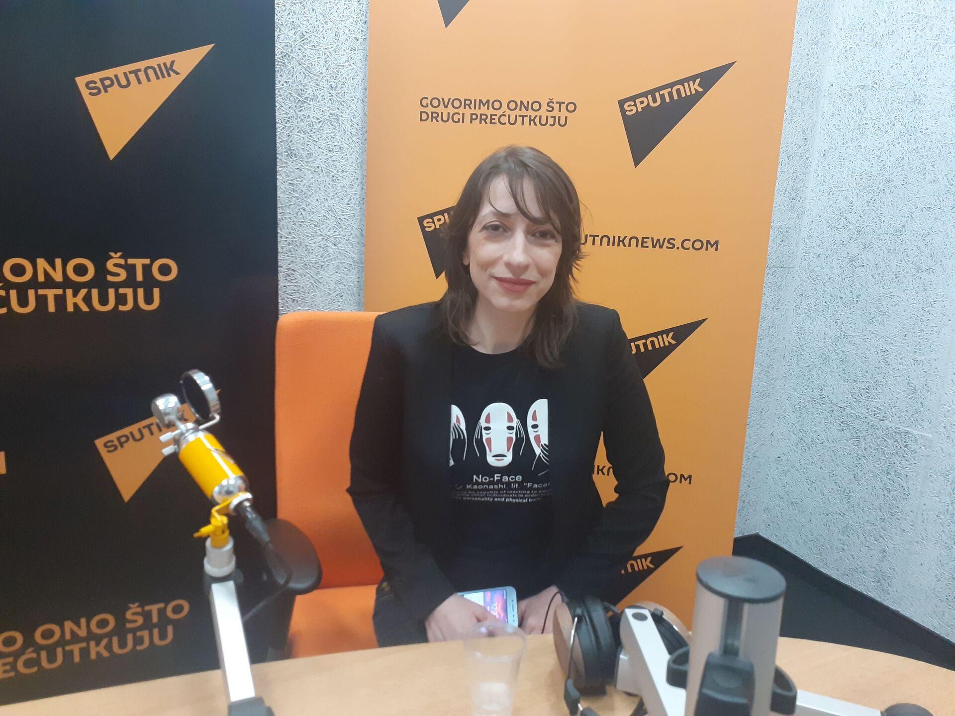 Политичка коректност Запада штити од увреда све осим – наше интелигенције - Sputnik Србија, 1920, 21.03.2021
