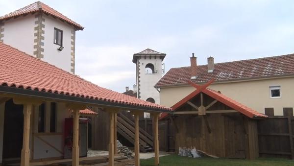 Gračanica dobija tematski srednjovekovni park - Sputnik Srbija