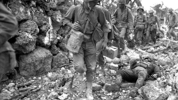 Битка за Окинаву 1945. године - Sputnik Србија