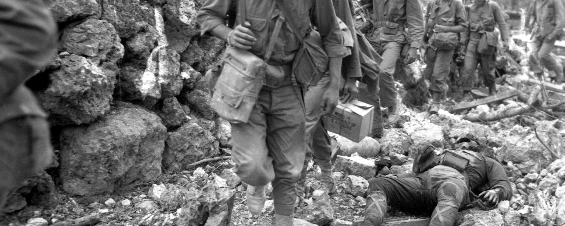 Bitka za Okinavu 1945. godine - Sputnik Srbija, 1920, 02.09.2021