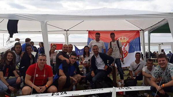 Српски студенти на такмичењу у Штутгарду - Sputnik Србија