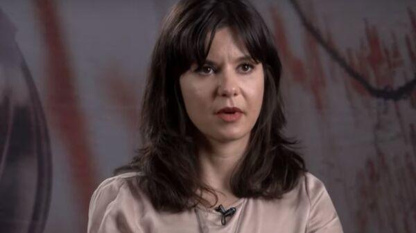 Glumica Danijela Štajnfeld  - Sputnik Srbija
