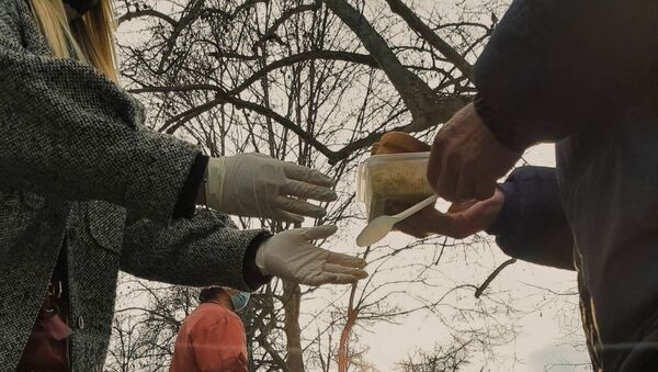 Донирање хране у Београду - Sputnik Србија