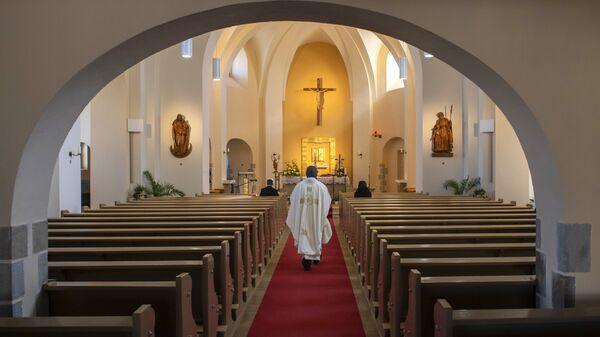 Црква Свете Катарине у Ралбицу у Немачкој - Sputnik Србија