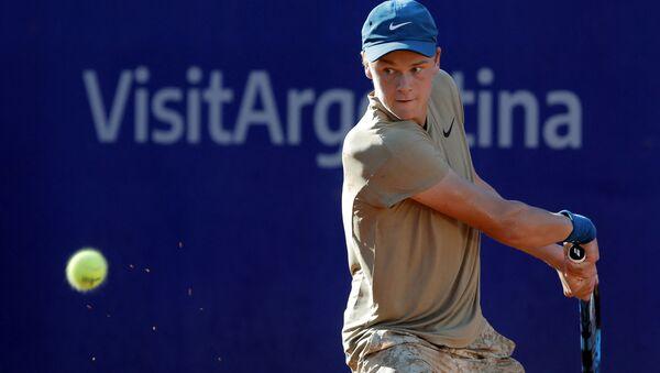 Danski teniser Holger Rune - Sputnik Srbija